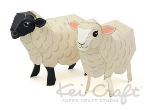 Keicraft_sheep2014