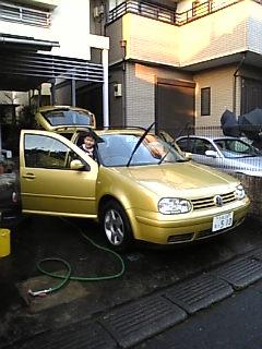 6年ぶりくらいの本格洗車!