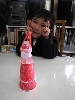 東京タワー[工作]